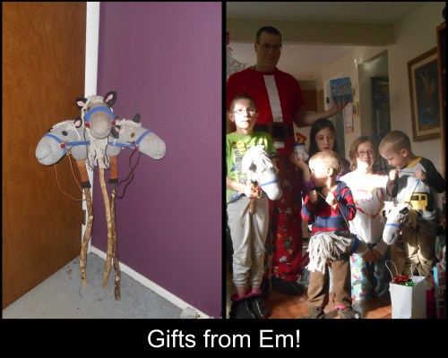 Gifts from Em!