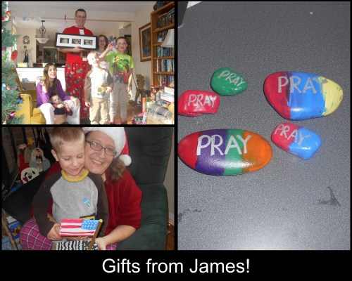 Gifts from James
