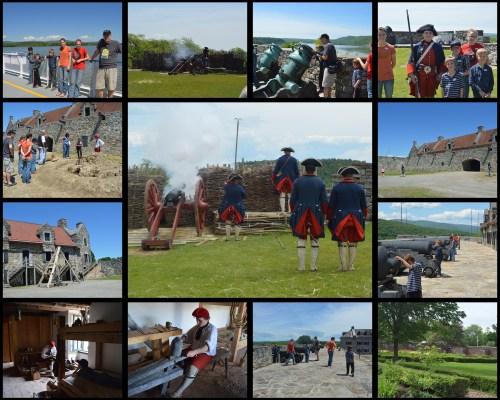 Ferry&Fort Ticonderoga Collage