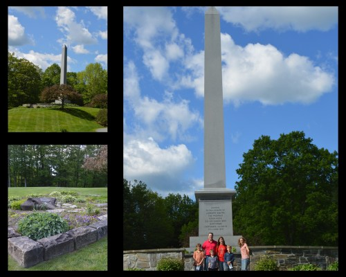 Joseph Smith Birthplace Collage