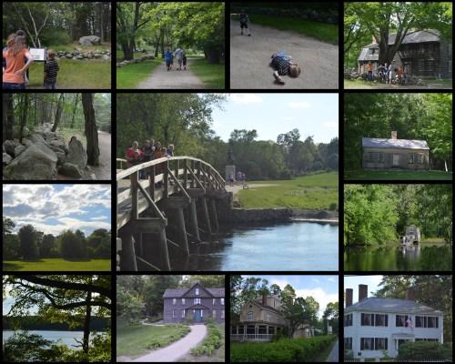 Lexington&Concord Collage