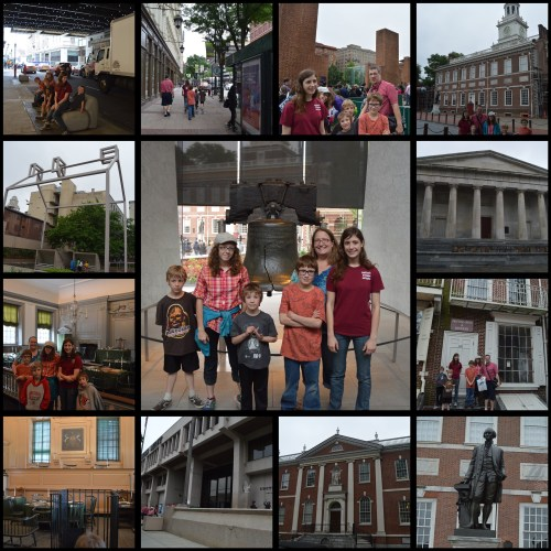 Philadelphia Collage