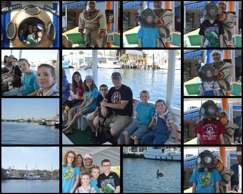 Tarpon Springs Collage