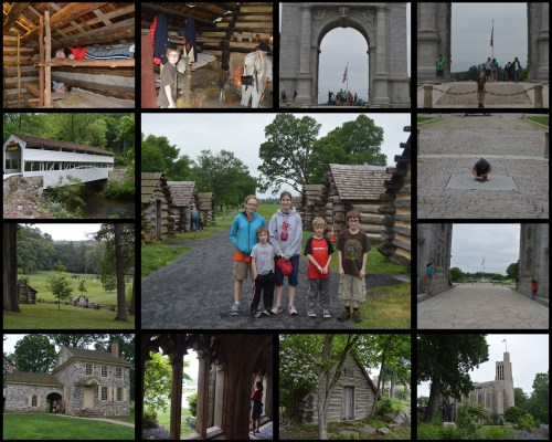 Valley Forge Collage